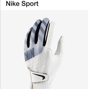 {Nike Sport} Womens Lefty Performance Golf Glove